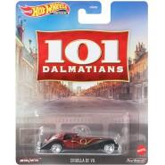 Die Cast Model Car CRUDELA DE VIL From 101 Dalmatians Scale 1:64 5cm Hot Wheels