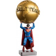 SUPERMAN With Character Booklet Figure LEAD 14cm Classic Figurine Collection Serie DC COMICSEaglemoss