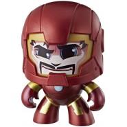 IRON MAN Marvel Figure 9cm Serie MIGHTY MUGGS Hasbro