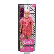 BARBIE Violet Hair Version 30cm DOLL Serie FASHIONISTAS Original Mattel GHW65