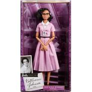 BARBIE Doll Katherine Johnson Nasa Astronaute Signature Serie INSPIRING WOMEN Original Mattel FJH63