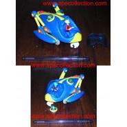 DISNEY Gadget Topolino Mickey Mouse Vehicle Ship Gyro Gearloose PLAYSET