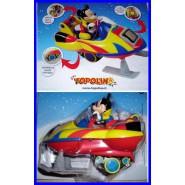DISNEY Gadget Topolino Mickey Mouse Car 113 PLAYSET