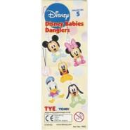 RARO Set 5 Characters Disney BABY DANGLERS KeyChain