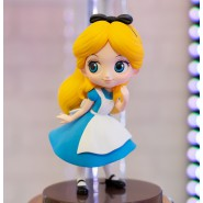 Figure Statue ALICE IN WONDERLAND 7cm (3'') Disney Characters PETIT QPOSKET Banpresto