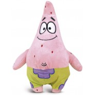 SOFT TOY Plush 30cm PATRICK STAR From Spongebob Squarepants Animated Cartoon ORIGINAL Play By Play