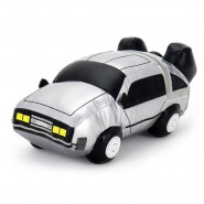 Plush Soft Toy 25cm DELOREAN Car From Movie Back To The Future BTTF Phunny Kid Robot