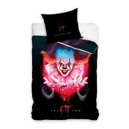 Bed Set IT CHAPTER TWO DUVET COVER 140x200cm + Pillow Cover 70x90cm Cotton Carbotex