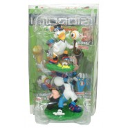Football Mondial 2006 Italy Germany Mickey Mouse And Scrooge Gadget Topolino DISNEY
