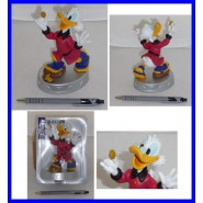 Figure Statue SCROOGE With Coin DISNEY CARTOON Characters 3D COLLECTION Serie 2 DE AGOSTINI DeAgostini