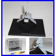 Metal Lead Model Vehicle Space Ship NABOO N-1 STARFIGHTER Star Wars Original De Agostini Serie 2