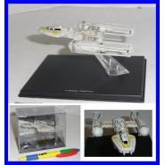 Metal Lead Model Vehicle Space Ship Y WING Star Wars Original De Agostini Serie 2