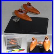 Metal Lead Model Vehicle Space Ship CLOUD CAR Star Wars Original De Agostini Serie 2