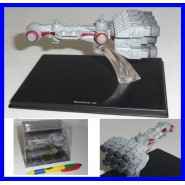 Metal Lead Model Vehicle Space Ship DARTH MAUL SITH SPEEDER Star Wars Original De Agostini Serie 2