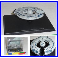 Metal Lead Model Vehicle Space Ship FEDERATION DROID CONTROL SHIP Star Wars Original De Agostini Serie 2