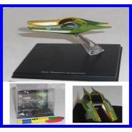 Metal Lead Model Vehicle Space Ship ZAM WESELL'S AIRSPEEDER Star Wars Original De Agostini Serie 2