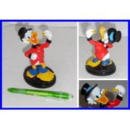 RARE Figure SCROOGE With COIN Number One Disney De Agostini 3D Collection SERIE 1
