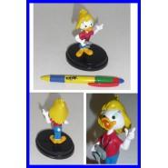 RARE Figure DICKIE DUCK REPORTER Disney De Agostini 3D Collection SERIE 1