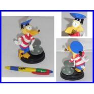 RARE Figure MOBY DUCK Fisherman Disney De Agostini 3D Collection SERIE 1