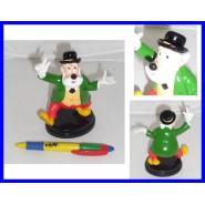 RARE Figure ZAPOTEC Professor Disney De Agostini 3D Collection SERIE 1