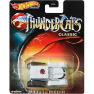 Die Cast Model Vehicle THUNDERCATS Classic THUNDER TANK Scale 1:64 6cm Hot Wheels