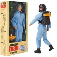 Action Figure PILOT Soldier Doll 30cm ACTION MAN Original HASBRO AM720