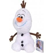 OLAF Glitter Glittered Plush 25cm from FROZEN 2 Original Simba DISNEY Soft Toy