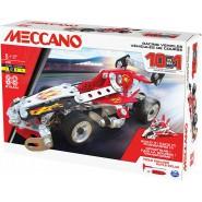 MECCANO Kit Set RACE CAR 10 Models IN 1 Construction ORIGINAL 6060104