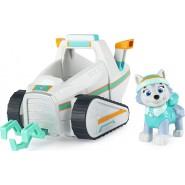 PAW PATROL Playset Vehicle EVEREST SNOW PLOW Sledge SPIN MASTER Basic