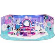 QUEEN INDPENDENT at BACKSTAGE Mini Playset Diorama L.O.L. FURNITURE Serie 2 Original MGA LOL