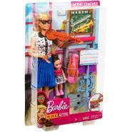 BARBIE Music School teacher Playset Barbie Doll Baby Doll Extra Original Mattel GJC23