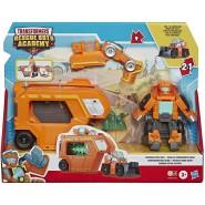 Robot Model Command Center Wedge TRANSFORMERS RESCUE BOTS HASBRO B5210 Playskool Heroes
