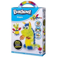 BUNCHEMS Building Balls THEME PACK DRAGONS Glow In The Dark ORIGINAL Spin Master