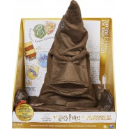 HARRY Potter SORTING HAT 40cm REALLY TALKING languages Italian / GermanOfficial SPIN MASTER