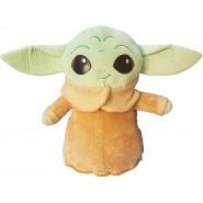 Plush XXL 54cm BABY YODA Star Wars Mandalorian ORIGINALE Disney