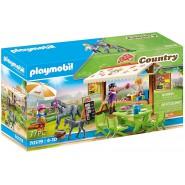 Playset PONY CAFE Original PLAYMOBIL  70519 Country