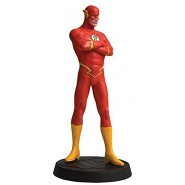 FLASH With Character Booklet Figure LEAD 8cm Classic Figurine Collection Serie MARVEL Eaglemoss