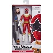 POWER RANGERS Action Figure ZEO RED RANGER 15cm LIGHTNING COLLECTION Original HASBRO