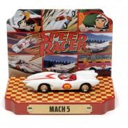 Model Car MACH 5 from MACH GO GO GO Speed Racer SCALE 1/64 Johnny Lightning