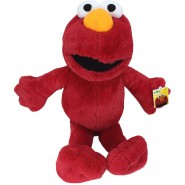 PAIR 2 Plush Plushies 30cm SESAME STREET Elmo Cookie Monster Furry ORIGINAL Muppets
