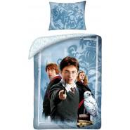 Bed Set HARRY POTTER Hogwarts School RED Coat DUVET COVER Cotton ORIGINAL Official