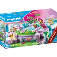 Playset Playmobil Magic Lake in Fairies for Playing with Water 70555