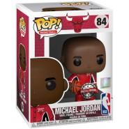 Figure MICHAEL JORDAN With WARM UP SUIT Team CHICAGO BULLS Vinyl NBA Original FUNKO POP BASKETBALL 84 Special Edition