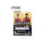 Car Model PONTIAC FIREBIRD from movie ROCKY BALBOA Vs APOLLO CREED Scale 1/64 Original