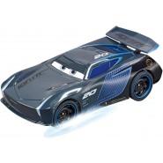 Model JACKSON STORM NEON LIGHTS Disney CARS Scale 1:43 For Slot Track CARRERA