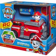PAW PATROL Vehicle Marshall RADIOCONTROLLED R/C FIRE TRUCK Spin Master
