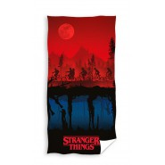STRANGER THINGS from Netflix Beach Towel 70x140cm BATH Original New cotton CARBOTEX