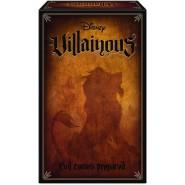 VILLAINOUS EVIL COME PREPARED Version ITALIAN Edition - Board Game RAVENSBURGER
