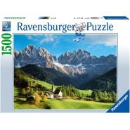Puzzle DOLOMITI 1500 Pieces 80x60cm Original Ravensburger