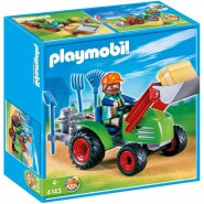 Playset Farmer with Tractor Original PLAYMOBIL 4143 Country